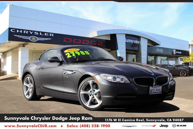 Used 2015 Bmw Z4 For Sale Right Now Cargurus
