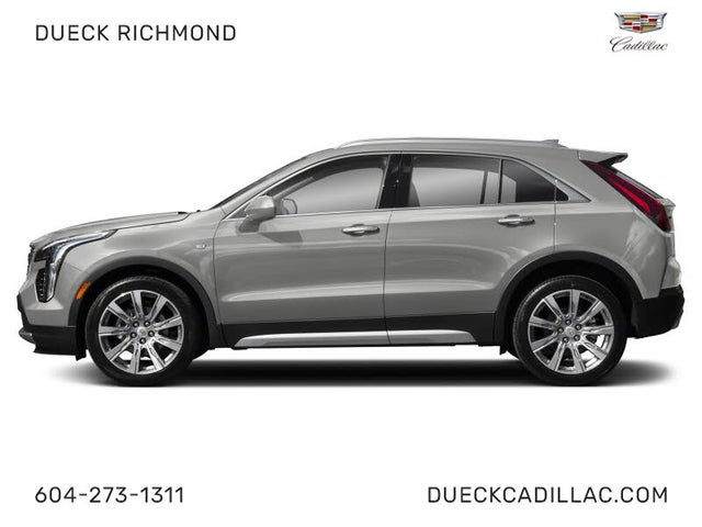 2021 Cadillac XT4 Luxury FWD