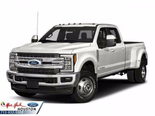 2018 Ford F-350 Super Duty King Ranch Crew Cab LB DRW 4WD