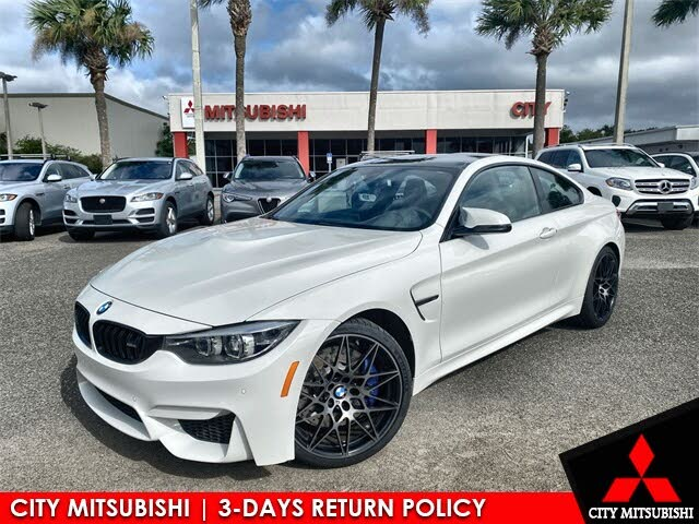 2018 BMW M4 Coupe RWD