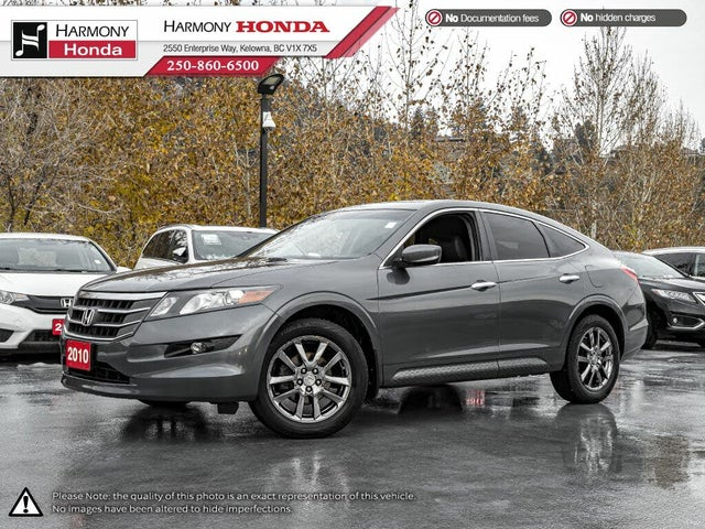 2010 Honda Accord Crosstour EX-L 4WD with Navigation