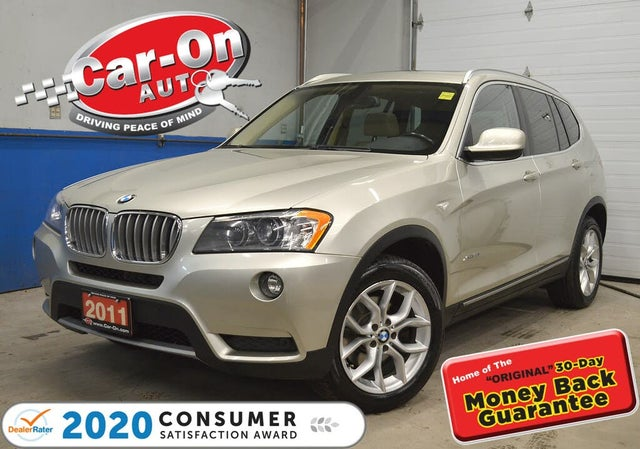 2011 BMW X3 xDrive28i AWD