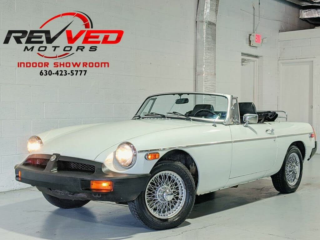 Used Mg Mgb For Sale Right Now Cargurus