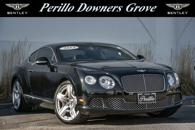 2013 Bentley Continental GT W12 AWD