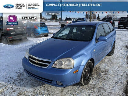 2006 Chevrolet Optra LT Wagon FWD