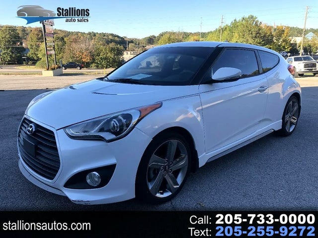 2014 Hyundai Veloster Turbo Coupe