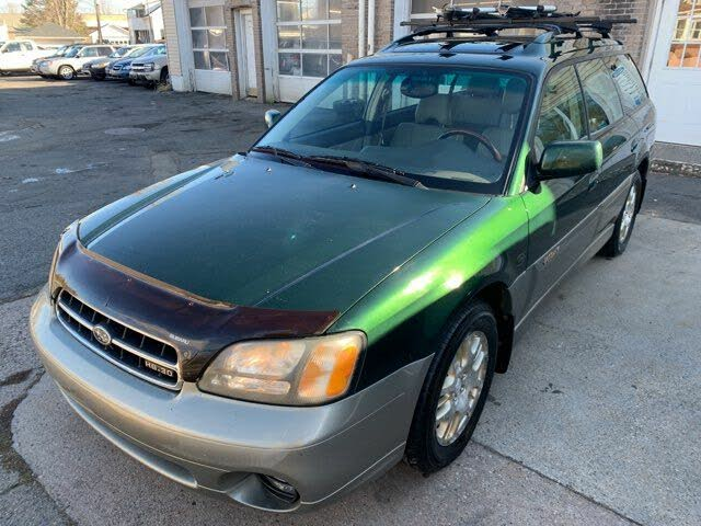 2002 Subaru Outback L.L. Bean Edition Wagon