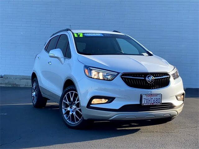 2017 Buick Encore Sport Touring AWD