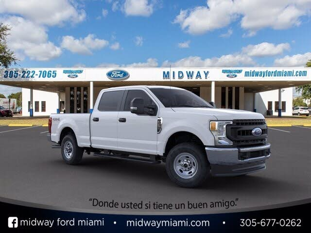 2020 Ford F-250 Super Duty XL Crew Cab LB 4WD