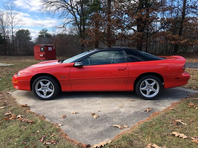 1999 Chevrolet Camaro Z28 SS Coupe RWD