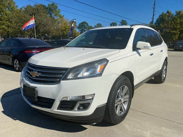 2015 Chevrolet Traverse 2LT FWD