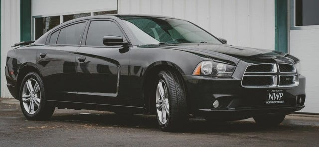 2012 Dodge Charger SXT Plus AWD