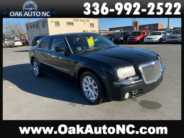2008 Chrysler 300 Limited RWD