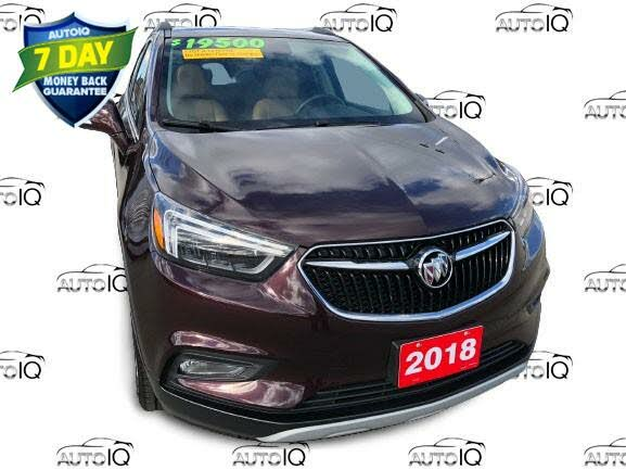 2018 Buick Encore Essence FWD