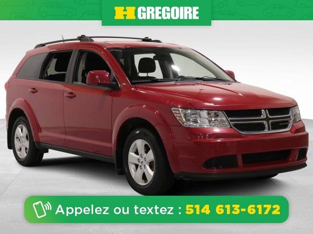 2018 Dodge Journey SE Plus FWD
