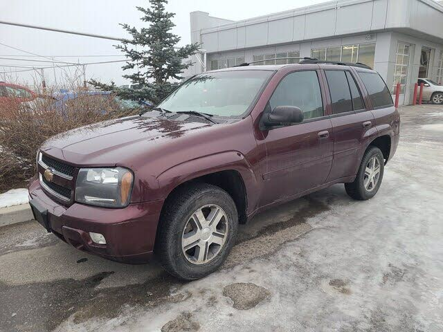2007 Chevrolet Trailblazer LT RWD