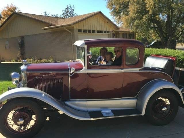 Used 1930 Ford Model A Coupe for Sale Near Me - CarGurus