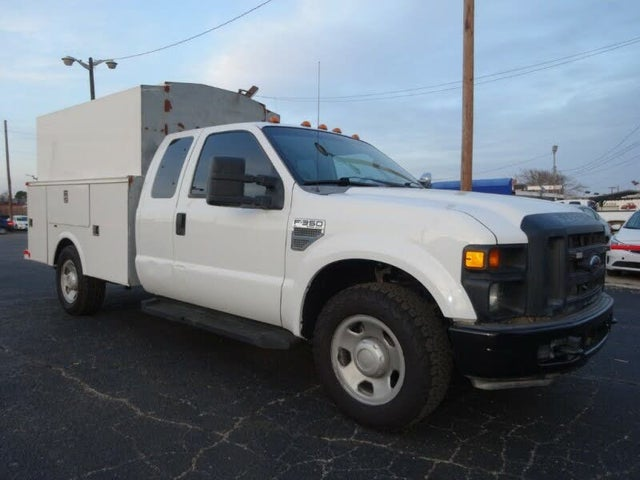 2008 Ford F-350 Super Duty XL Super Cab
