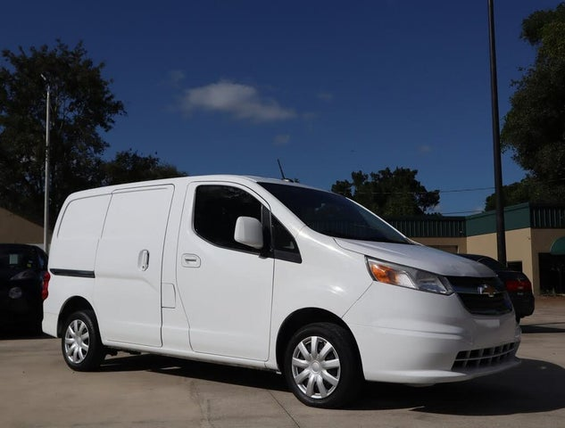 2017 Chevrolet City Express LT FWD