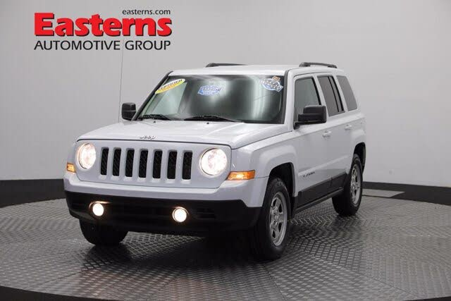2017 Jeep Patriot Sport FWD