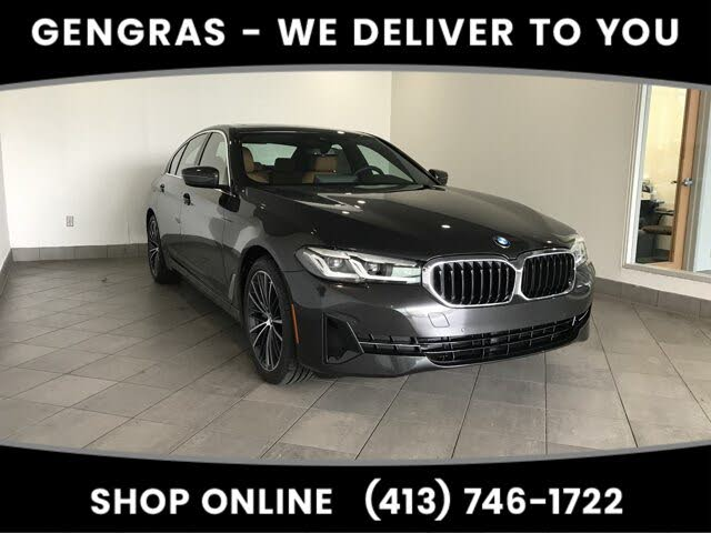 2021 BMW 5 Series 530i xDrive AWD