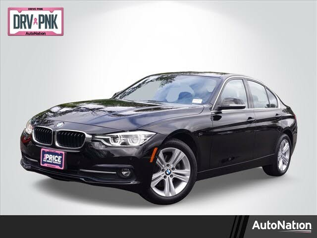 2017 BMW 3 Series 328d xDrive Sedan AWD