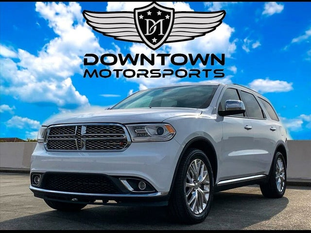 2017 Dodge Durango SXT Plus RWD