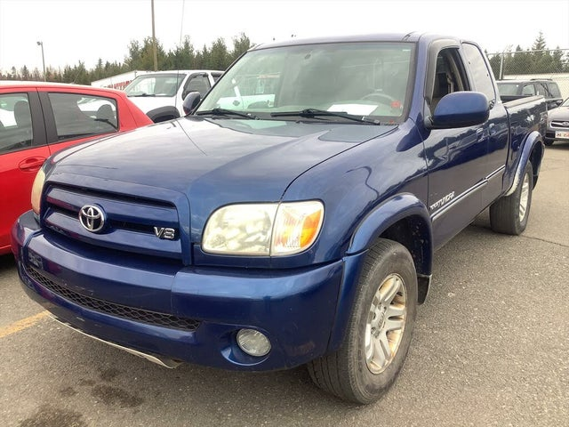 2006 Toyota Tundra Limited 4dr Access Cab 4WD SB