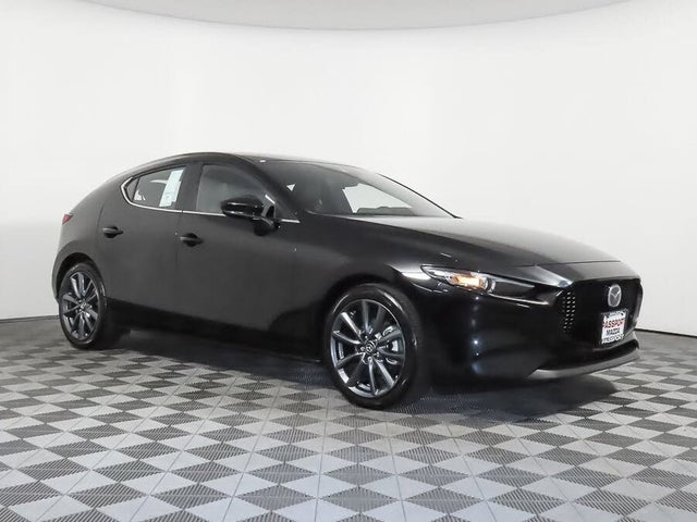 2020 Mazda MAZDA3 Preferred Hatchback FWD