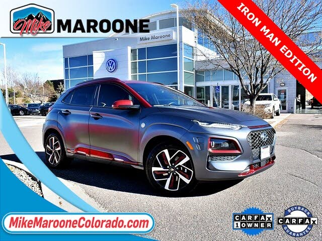 2019 Hyundai Kona Iron Man AWD