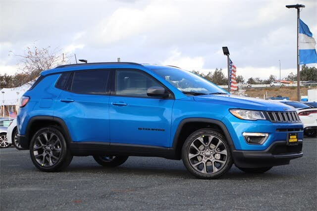 2021 Jeep Compass 80th Anniversary Edition FWD