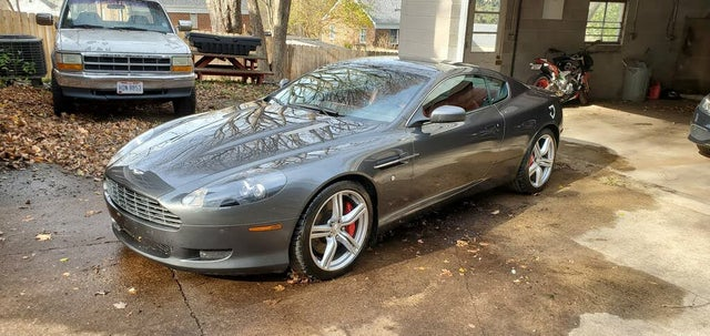 2009 Aston Martin DB9 Coupe RWD