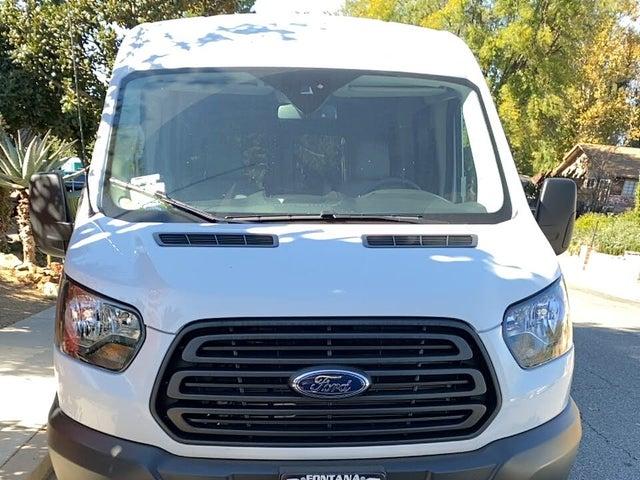 2019 Ford Transit Cargo 150 LWB RWD with Sliding Passenger-Side Door