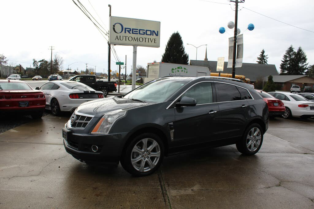 2010 Cadillac Srx Performance Awd For Sale In Oregon