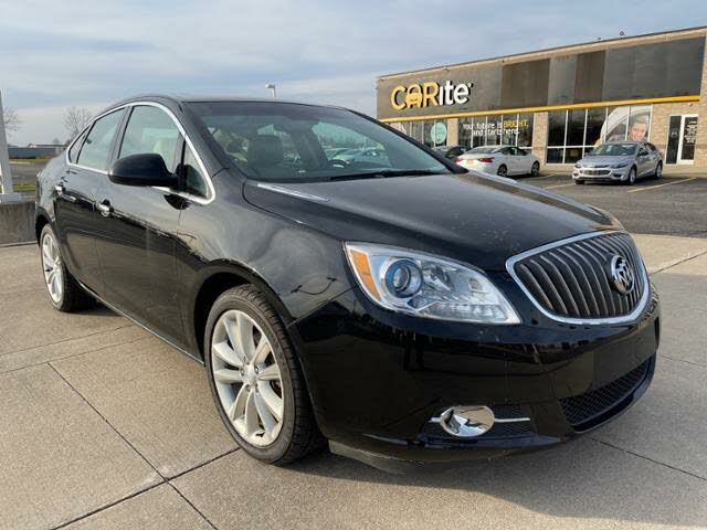 2017 Buick Verano Leather FWD