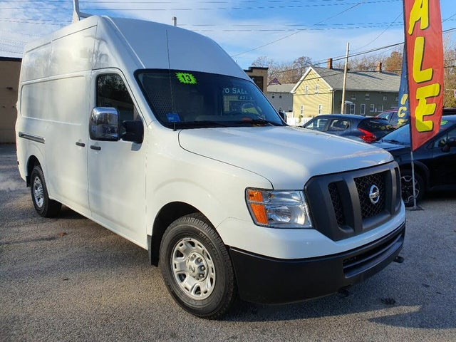 2013 Nissan NV Cargo 3500 HD SV with High Roof