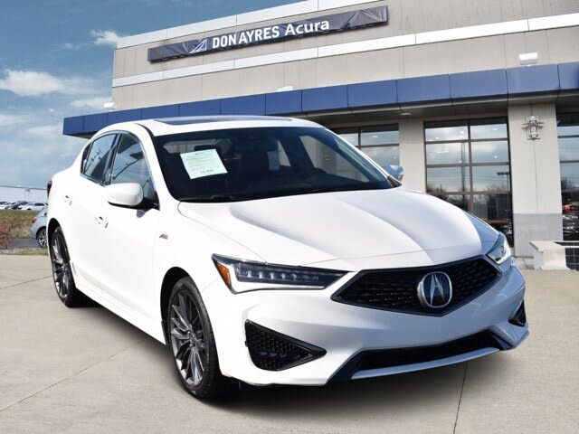 2019 Acura ILX FWD with Premium and A-Spec Package