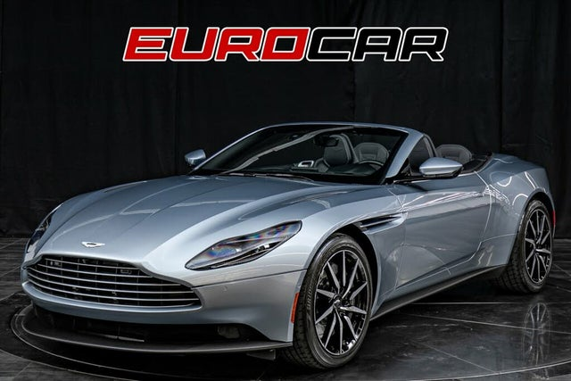 Used 2020 Aston Martin Db11 For Sale Right Now Cargurus