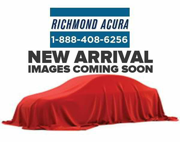 2009 Acura RDX SH-AWD with Technology Package