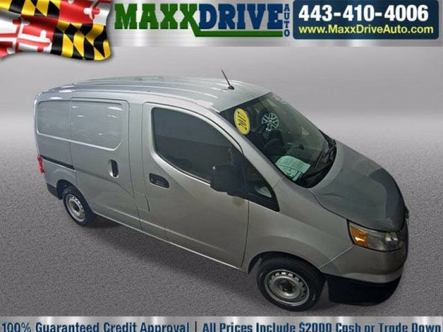 2017 Chevrolet City Express LS FWD
