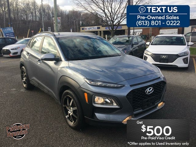 2018 Hyundai Kona Preferred FWD
