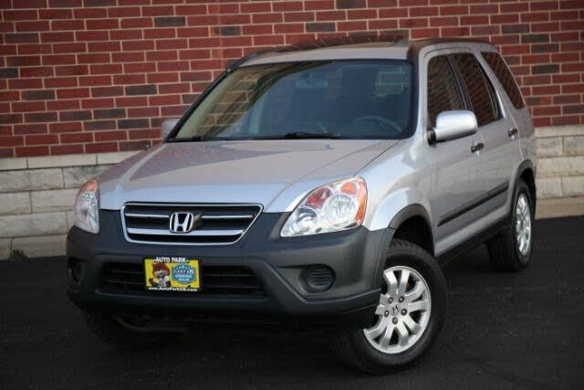 2006 Honda CR-V EX AWD