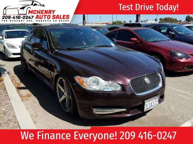 2011 Jaguar XF XF Supercharged RWD