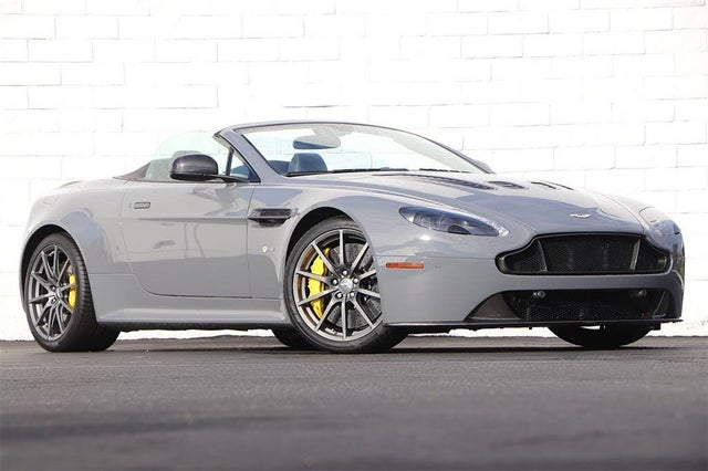 Used 2017 Aston Martin V12 Vantage For Sale Right Now Cargurus