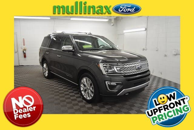 2019 Ford Expedition Platinum 4WD