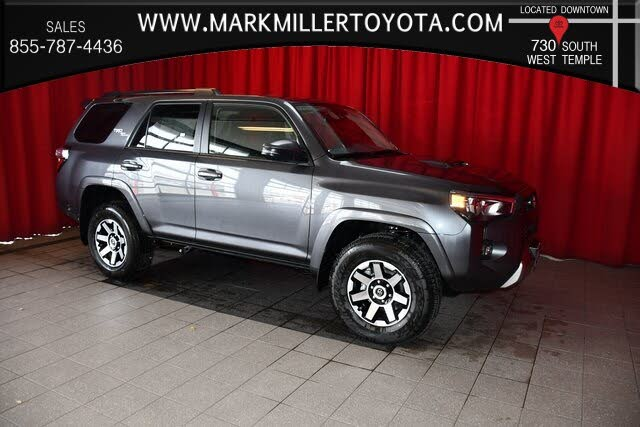 2021 toyota 4runner trd off-road premium 4wd for sale in