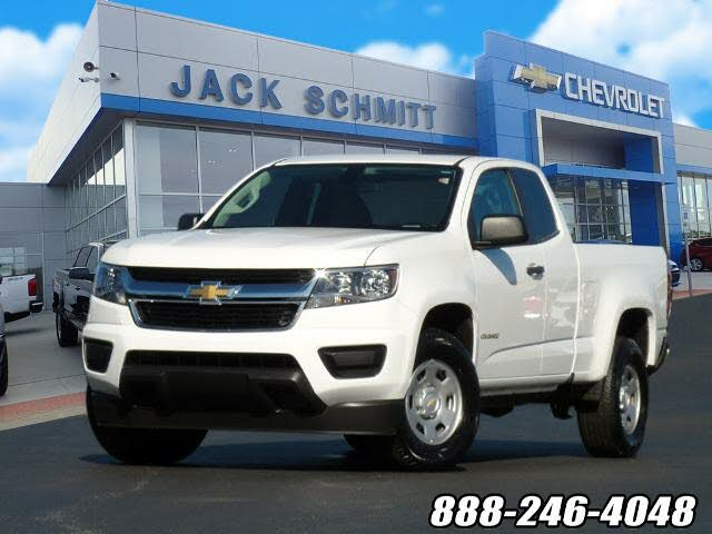 2018 Chevrolet Colorado Base Extended Cab LB RWD