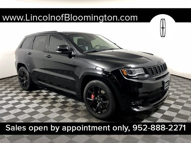 2019 Jeep Grand Cherokee SRT 4WD
