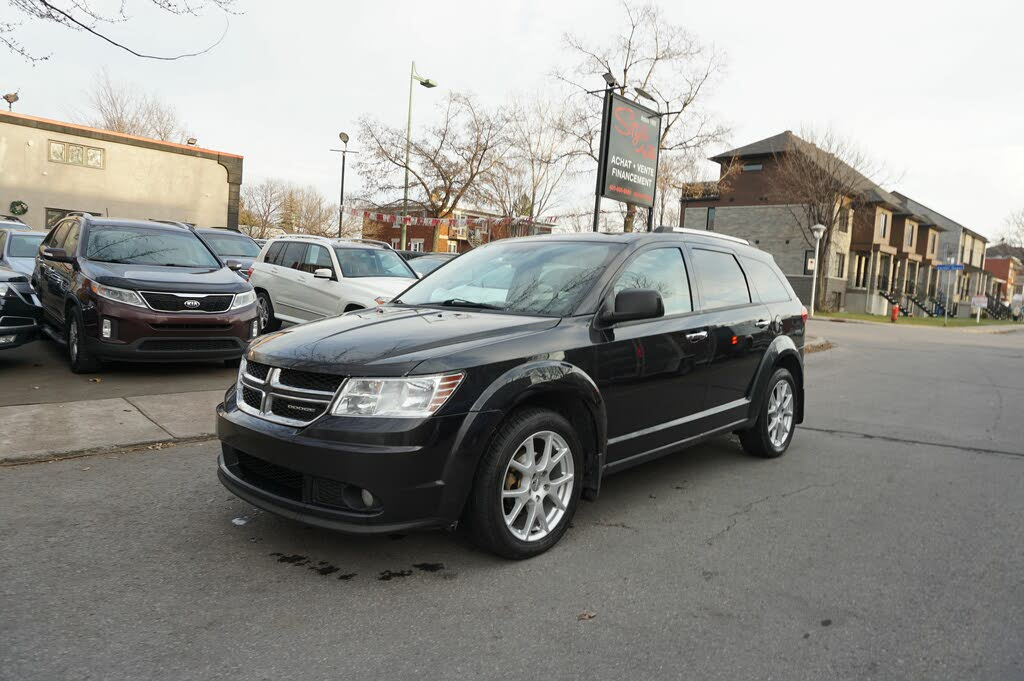 2011 Dodge Journey R/T AWD complet