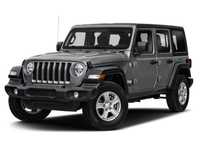 2020 Jeep Wrangler Unlimited Rubicon Recon 4WD